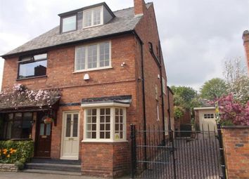 Thumbnail 3 bed semi-detached house for sale in Gaia Lane, Lichfield, Staffordshire