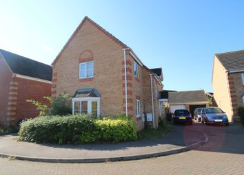 Thumbnail 4 bed detached house to rent in Sunderland Place, Shortstown, Bedfordshire