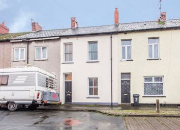 Thumbnail 2 bedroom terraced house for sale in South Market Street, Newport