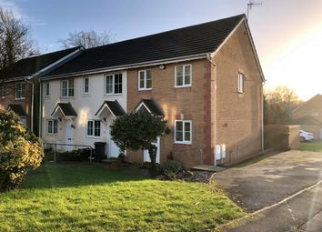 Thumbnail 2 bed end terrace house for sale in Nant Y Wiwer, Margam, Port Talbot