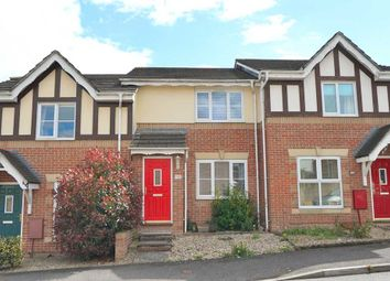 Thumbnail 2 bed terraced house for sale in Norman Drive, Cullompton