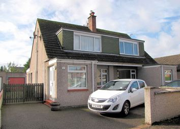 Thumbnail 3 bed semi-detached house for sale in Erracht Road, Inverness