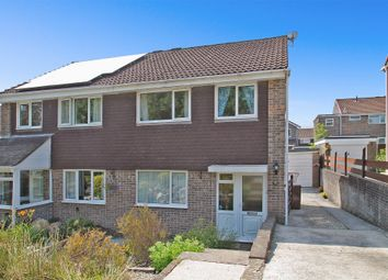 Thumbnail 3 bed semi-detached house for sale in Prideaux Road, Ivybridge