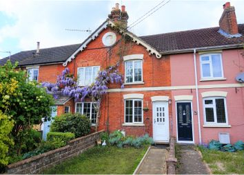 Thumbnail 2 bed terraced house for sale in Church Road, Bishopstoke, Eastleigh