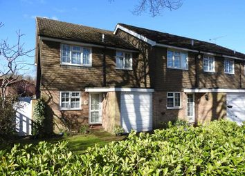 Thumbnail 3 bed end terrace house for sale in Ashdale, Bookham, Leatherhead