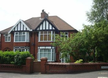 Thumbnail 3 bed semi-detached house to rent in Blackburn Road, Bolton