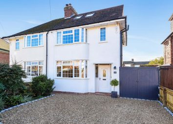Thumbnail 4 bed semi-detached house for sale in Thesiger Road, Abingdon