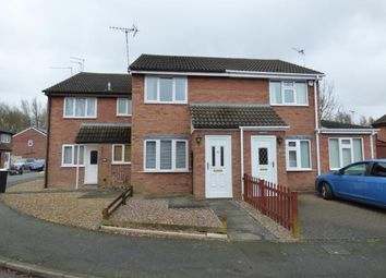 Thumbnail 2 bed terraced house for sale in Warren Drive, Leicester