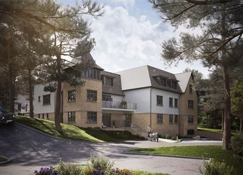 Thumbnail 3 bed flat for sale in Crosstrees, Lilliput, Poole, Dorset