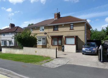 Thumbnail 3 bedroom semi-detached house for sale in Wootton Road, St. Annes Park, Bristol