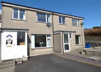Thumbnail 3 bed terraced house for sale in Hayclose Crescent, Kendal, Cumbria