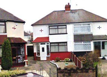Thumbnail 3 bed property to rent in Laburnum Road, Wednesbury