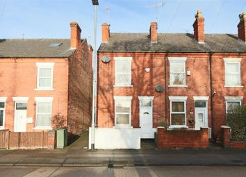 Thumbnail 3 bed end terrace house for sale in Gedling Road, Arnold, Nottingham