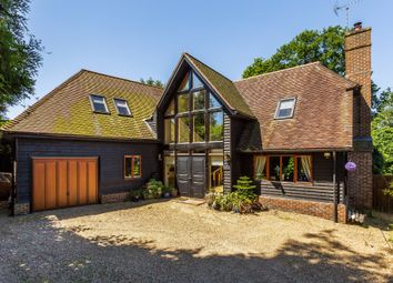 Thumbnail 4 bed property for sale in Church Road, Mannings Heath, Horsham