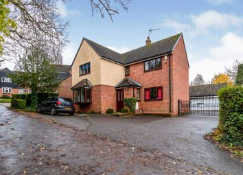 Thumbnail 4 bed detached house for sale in Wratting Road, Haverhill