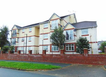 Thumbnail 2 bedroom flat for sale in Medbourne Court, Kirkby, Merseyside