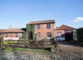 5 bed barn conversion for sale in Low Road, Worlaby, Brigg DN20