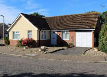 Thumbnail 3 bed detached bungalow for sale in Wellfield Way, Kirby Cross, Frinton-On-Sea