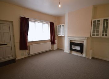 Thumbnail 2 bedroom terraced house to rent in Wood Street, Castleford