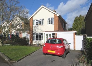 Thumbnail 3 bed detached house for sale in Meadow Drive, Hampton-In-Arden, Solihull