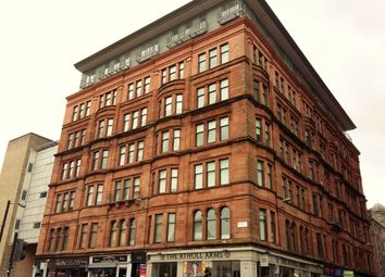 Thumbnail 1 bed flat to rent in Renfield Street, City Centre, Glasgow