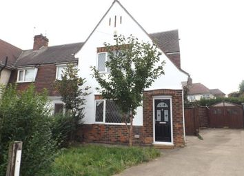 Thumbnail 2 bed end terrace house for sale in Dennis Avenue, Beeston, Nottinghaam, Nottinghamshire