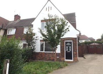 Thumbnail 2 bedroom end terrace house for sale in Dennis Avenue, Beeston, Nottinghaam, Nottinghamshire