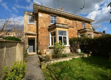 Thumbnail 4 bed semi-detached house to rent in Prior Park Road, Bath
