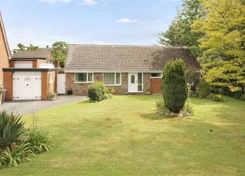 Thumbnail 3 bed detached bungalow for sale in Llanforda Rise, Oswestry