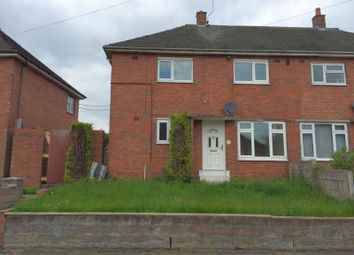 Thumbnail 3 bedroom semi-detached house for sale in Macdonald Crescent, Meir, Stoke-On-Trent