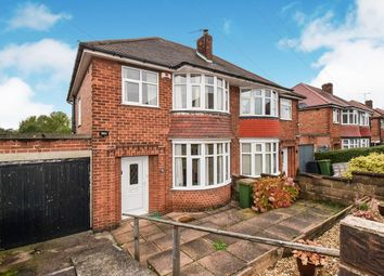 Thumbnail 3 bed semi-detached house for sale in Wentworth Road, Coalville