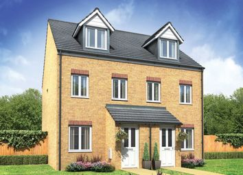 "Thumbnail 3 bed town house for sale in ""The Souter"" at Wellington Road, Church Aston, Newport"