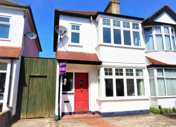 Thumbnail 3 bed end terrace house for sale in Meadvale Road, Croydon