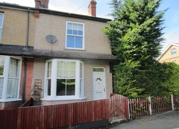 Thumbnail 3 bedroom terraced house for sale in The Crescent, Watford