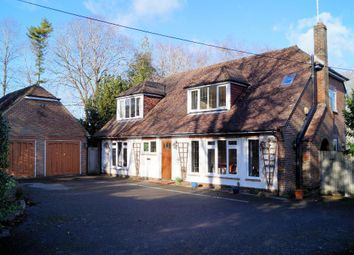 Thumbnail 4 bed detached house for sale in Maudlin Lane, Steyning