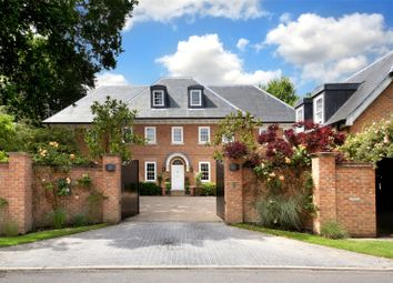 Thumbnail 7 bedroom detached house for sale in Priory Road, Sunningdale, Ascot, Berkshire
