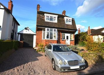 Thumbnail 3 bed detached house for sale in Longfield Road, Harpfields, Stoke-On-Trent