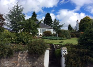 Thumbnail 4 bed detached house for sale in 4 Irvine Terrace, Pitlochry