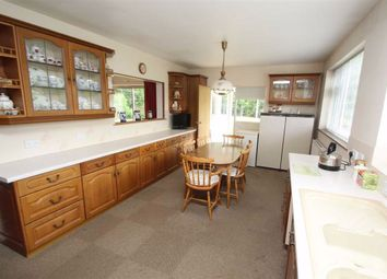 Thumbnail 4 bed detached bungalow for sale in Llanfyllin