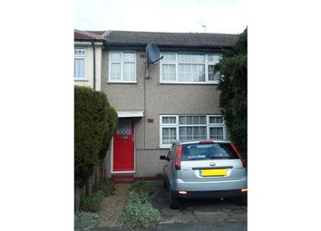 Thumbnail 3 bed terraced house to rent in Morecambe Close, Hornchurch