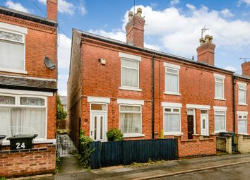 Thumbnail 2 bed end terrace house for sale in Burford Street, Arnold, Nottingham