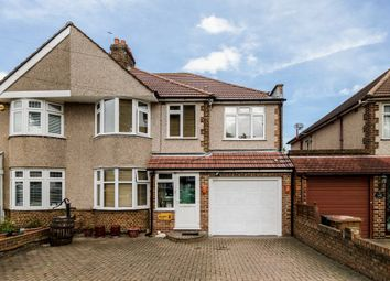 Thumbnail 5 bed semi-detached house for sale in Harland Avenue, Sidcup