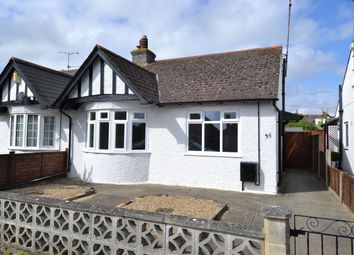 Thumbnail 2 bedroom semi-detached bungalow for sale in Pier Avenue, Whitstable