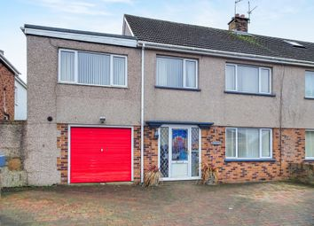 Thumbnail 4 bed semi-detached house for sale in Bridgend Road, Porthcawl