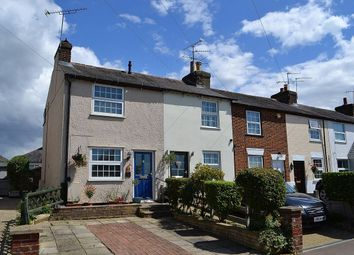 Thumbnail 2 bed terraced house for sale in Barrells Down Road, Bishop's Stortford