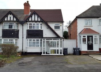 Thumbnail 3 bed semi-detached house for sale in Copthall Rd, Handsworth