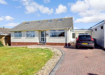 Thumbnail 3 bed detached bungalow for sale in Culver Way, Yaverland, Isle Of Wight