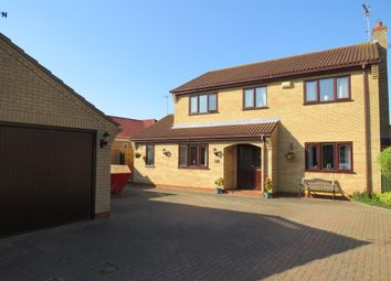 4 bed detached house for sale in Nursery Gardens, Whittlesey, Peterborough PE7