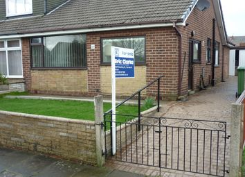Thumbnail 3 bed bungalow to rent in Brookhouse Avenue, Farnworth