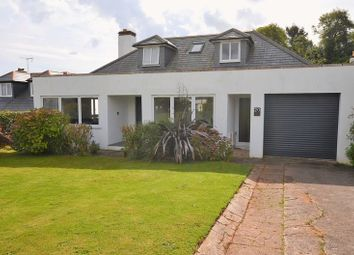 Thumbnail 4 bed bungalow for sale in North Rocks Road, Broadsands, Paignton.